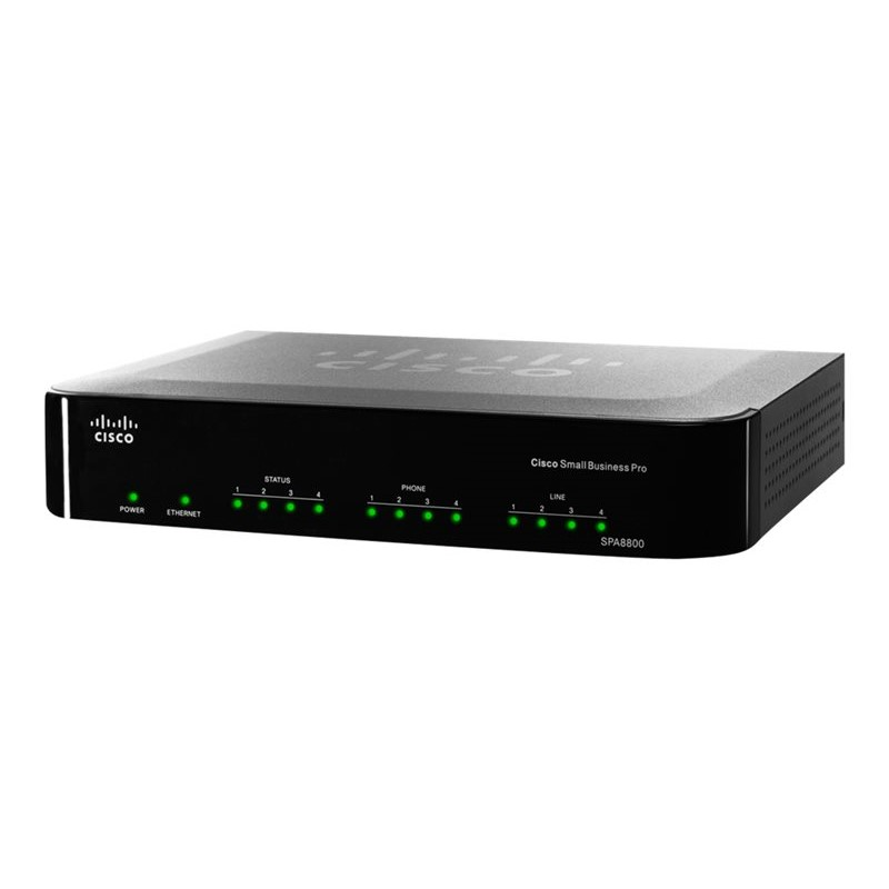 Cisco Small Business Pro SPA8800 IP Telephony Gateway | DKW